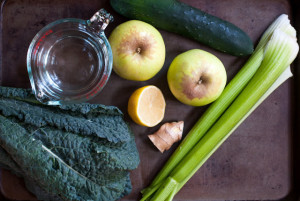 Mean Green Juice that Rocks!