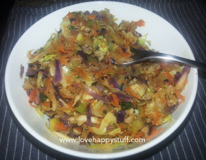 Egg Roll in a Bowl – Trim Healthy Mama Friendly