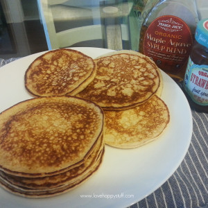 Trim Healthy Mama – Pancakes – E Meal